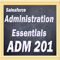 Salesforce Admin ADM 201 icon