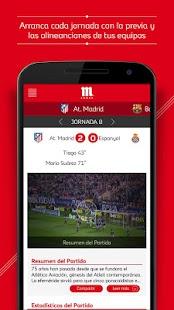 Fútbol Mahou - screenshot thumbnail