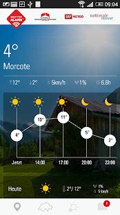 Wetter-Alarm® - screenshot thumbnail