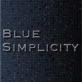Blue Simplicity AOKP / CM10.1