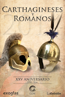 Carthagineses y Romanos: miniatura de captura de pantalla