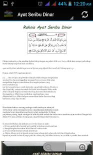 Seribu Dinar - náhled
