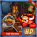 Scary Night Free Hidden Object icon