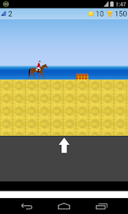 horse riding game - screenshot thumbnail