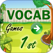 Vocabulary Games First Grade