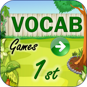 Vocabulary Games First Grade 教育 App LOGO-APP試玩
