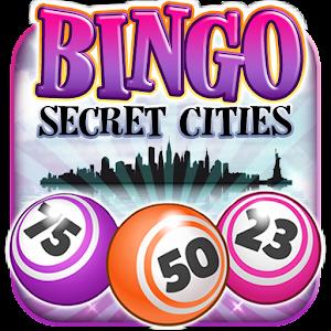 Bingo - Secret Cities