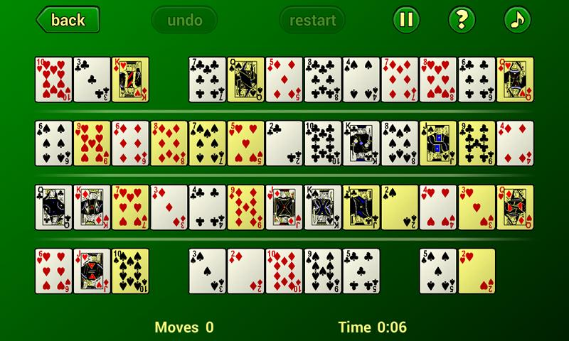 ChessCards - screenshot