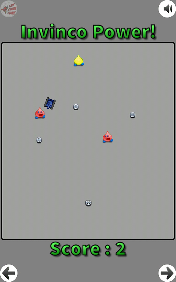Tappy Tank- screenshot