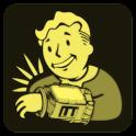PipBoy 3000 Amber Fallout 3 logo