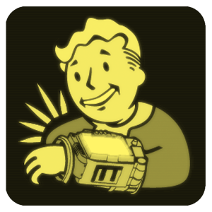 PipBoy 3000 Amber Fallout 3 APK