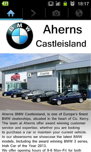 Aherns BMW