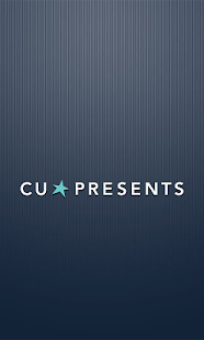 CU Presents- screenshot thumbnail