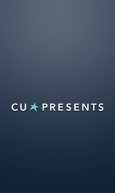 CU Presents - screenshot