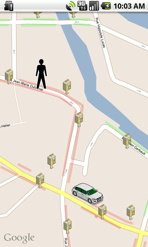Parking Guru- screenshot