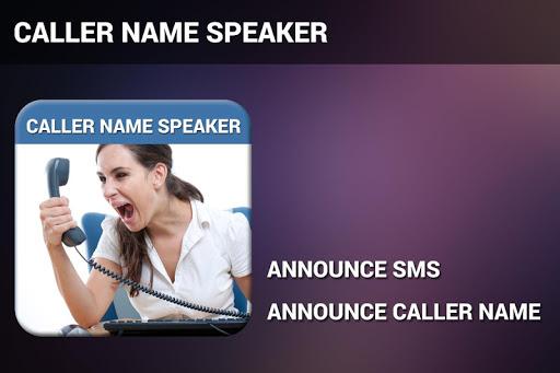 CallerNameSpeaker