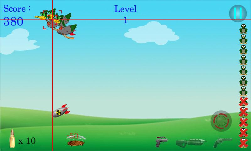 Duck Hunting War - screenshot