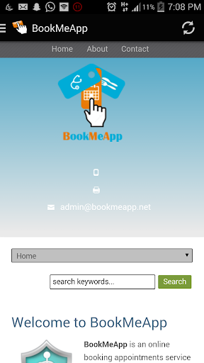 BookMeApp