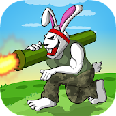 Bunny with a Bazooka