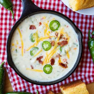 Jalapeño Popper Soup