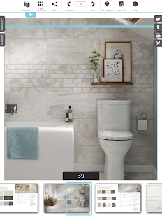 American Olean Product Catalog- screenshot thumbnail