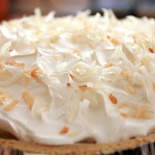 Coconut Cream Pie Of Splendor
