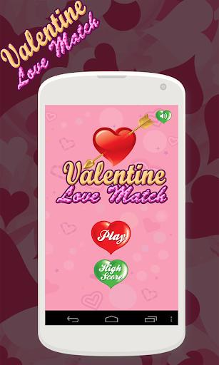 Valentine Love Match