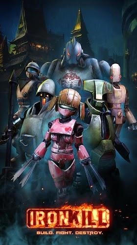 Ironkill: Robot Fighting Game 1.2.25 [Mod Money] APK