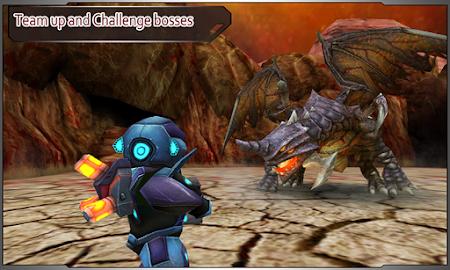 Star Warfare:Alien Invasion Screenshot 17