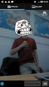 Rage Face Photo screenshot 0
