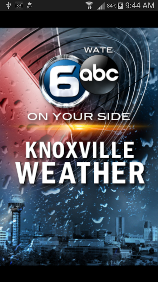 Knoxville Wx- screenshot