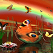 Butterfly Puddle Live Wallpape