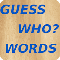 Guess Who Words icon