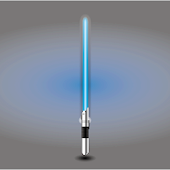 LED Lights Flash Lightsaber