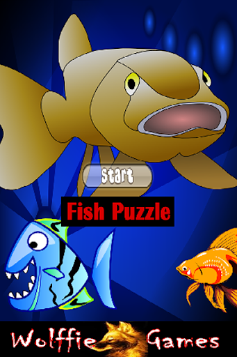 Fishing Puzzle Game Cards