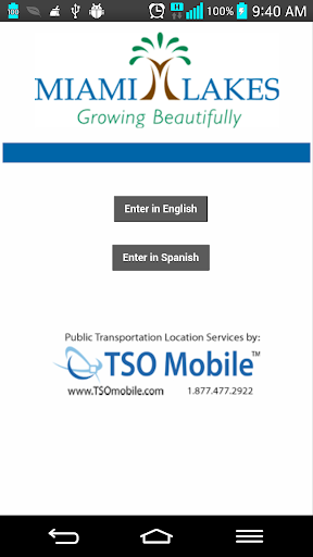 【免費交通運輸App】TSO Miami Lakes-APP點子