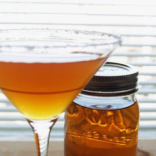 DIY Orange Liqueur.