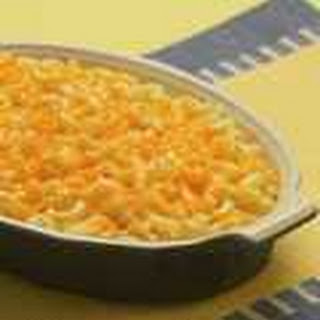 Rv Mac 'n Cheese.