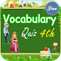 Vocabulary Quiz 4th Grade icon