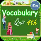 Vocabulary Quiz 4th Grade icon