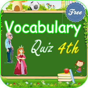 Vocabulary Quiz 4th Grade for PC and MAC