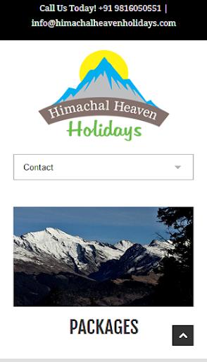 Himachal Heaven Holidays