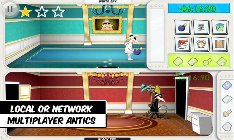 Spy vs Spy - screenshot