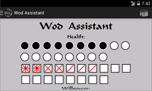Wod Assistant