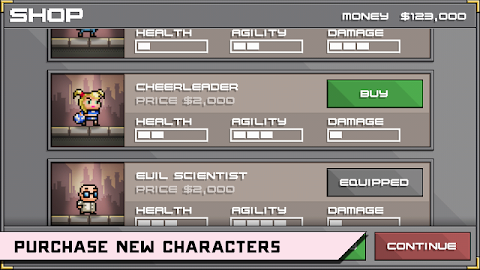 Random Heroes Screenshot 9