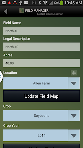 Field Manager screenshot 2
