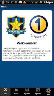 Morgondagens Stjärnor- screenshot thumbnail