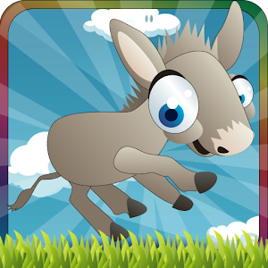 Donkey Jump 冒險 App LOGO-硬是要APP