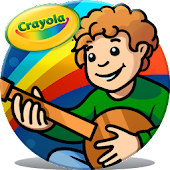 App Crayola Color, Draw & Sing APK for Kindle