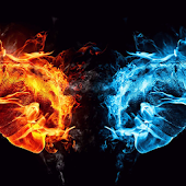 Fire Vs Ice Element LWP